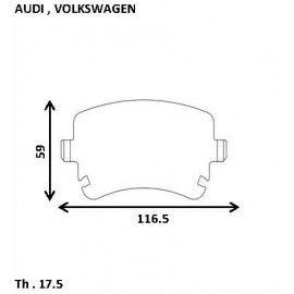 Audi  RS6 (4F2/4F5) 5.0 40V Q
