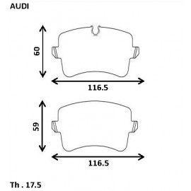 Audi  A4/5 differt