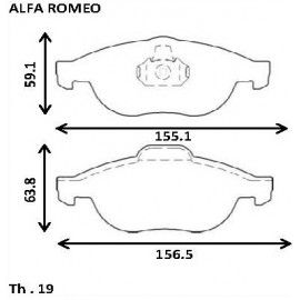 Alfa Romeo 156 Cup