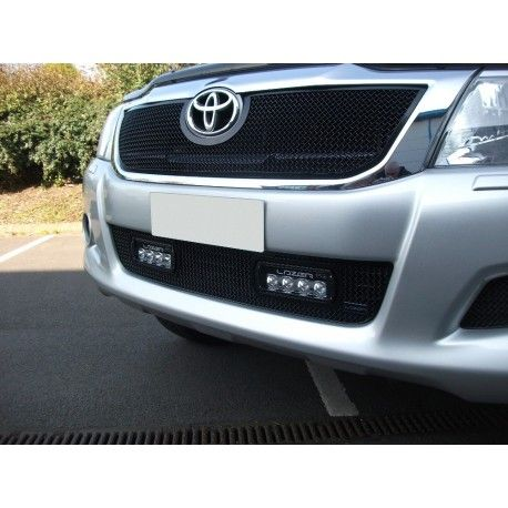 Rejilla Toyota Hilux 2011