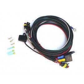 Kit cableado para 2 faros Lazer RS
