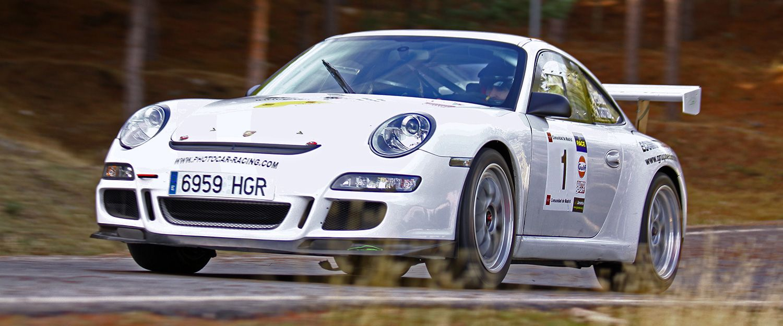 911 GT3 Rallye